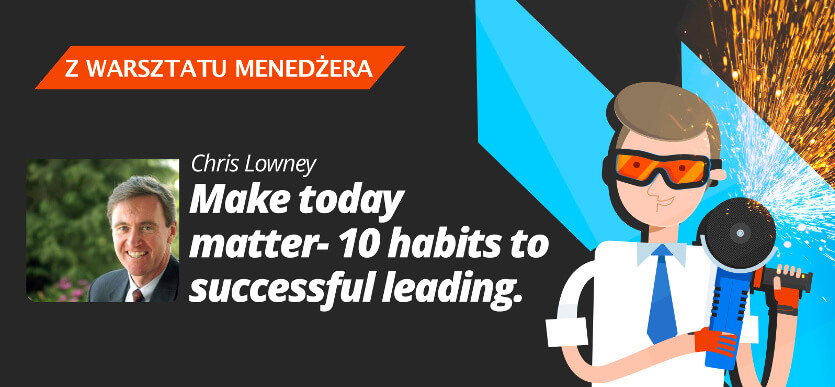Podcast 10 habits to successful leading