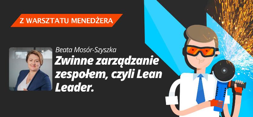 Podcast Zwinne zarządzanie zespołem, czyli Lean Leader