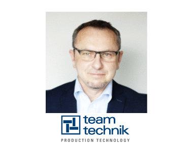 Grzegorz Szydełko teamtechnik